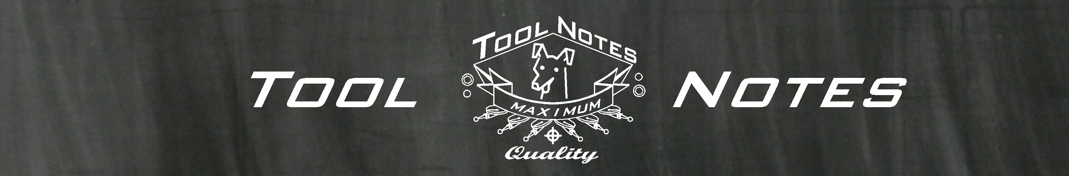 ToolNotes